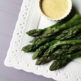 The Illegally Good Kefir Asparagus Dip