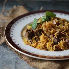 Bukhara: A Spiced Rice Dish