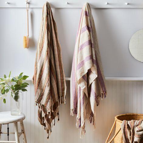 Turkish Seaside Blanket and Towel