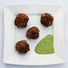 Lamb Kebabs with Mint Chutney