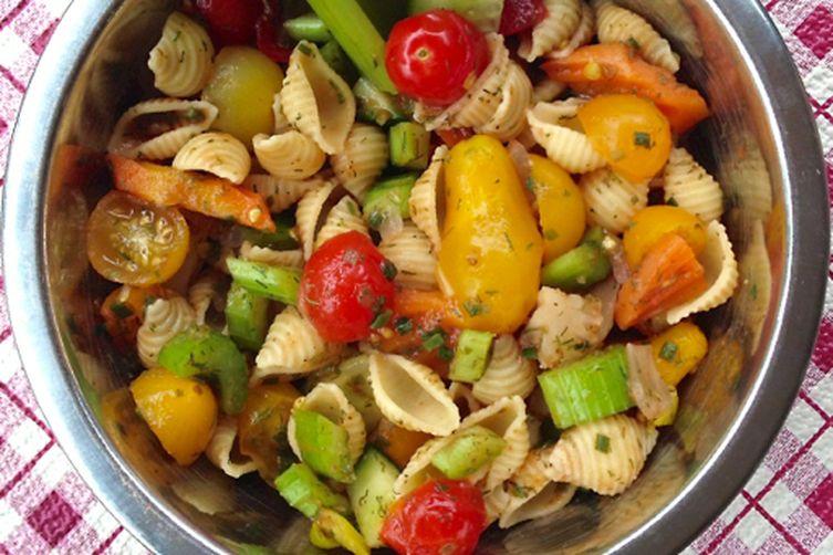 Bloody Mary Pasta Salad Recipe on Food52