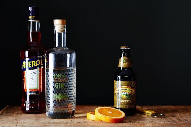 D3681edf 9e31 434c 8b03 66963f001e2d  gin aperol porter cocktail food52 mark weinberg 14 11 04 0043