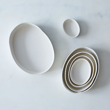 Oval Nesting Ramekins (Set of 6)