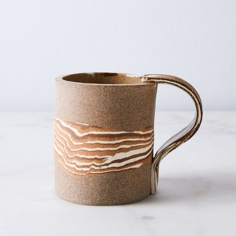 Limited Edition Handmade Mug, by IIIVVVYYY Ceramics