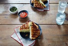 A More Flavorful Club Sandwich, By Way of Bombay