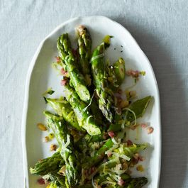 Spring vegetable dishes by EmilyC
