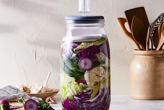 Kilner Glass Fermentation Jar