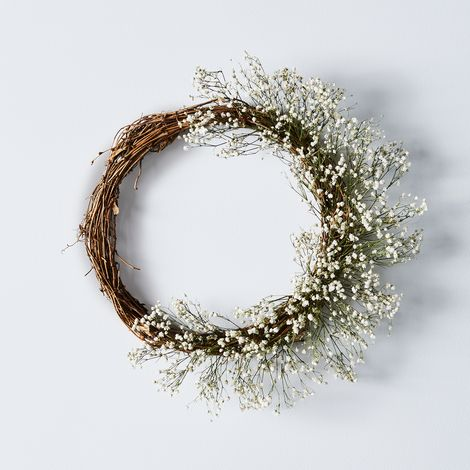White Mist Wreath