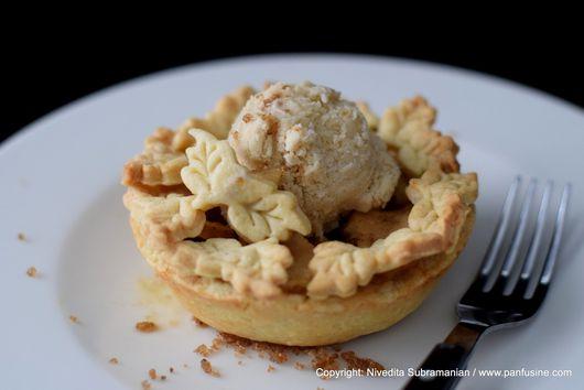 'Tinnevely' Apple pie