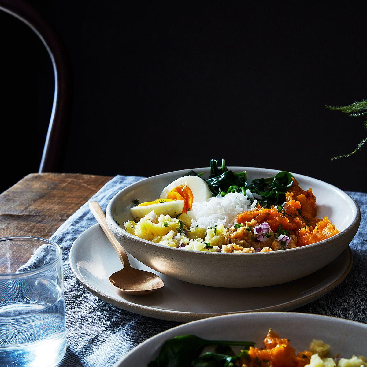 Bhaate bhaat bengali comfort food recipe forumfinder Choice Image