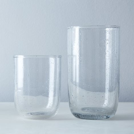 Seeded Glassware (Set of 4)