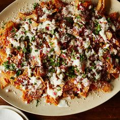 A Mash-Up of Nachos and Chilaquiles