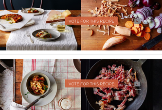 Vote for the Winner of Our Best One-Pan Meal Contest!