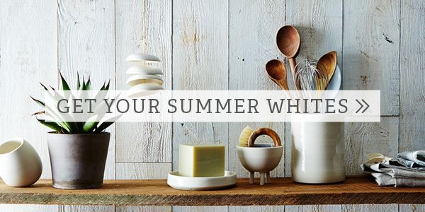 Summer Whites Food52 Wedding Registry