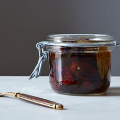 Sweet Pickled Chipotles, Just Like the Pilgrims Ate