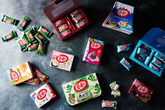 Japan's Newest Kit Kat Flavor Might Be the Most Offbeat Yet