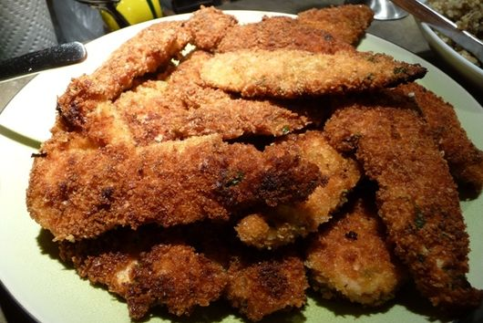 Not Just for Kids Chicken Schnitzel