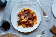 Andy Ward & Jenny Rosenstrach's Pork Shoulder Ragu