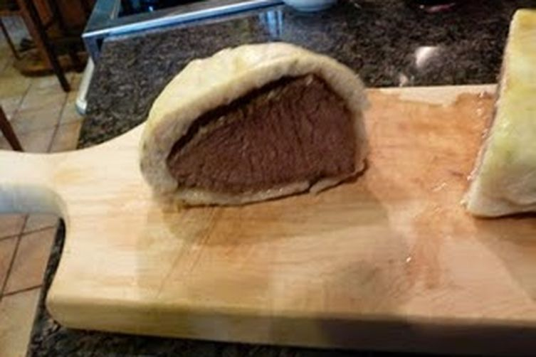 Beef Tenderloin in an Aromatic Salt Crust