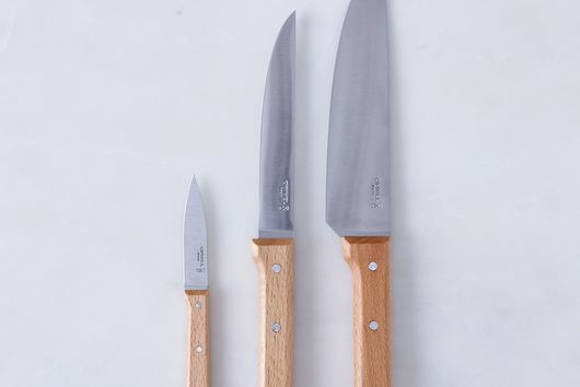 Opinel Kitchen Knives (Set of 3)