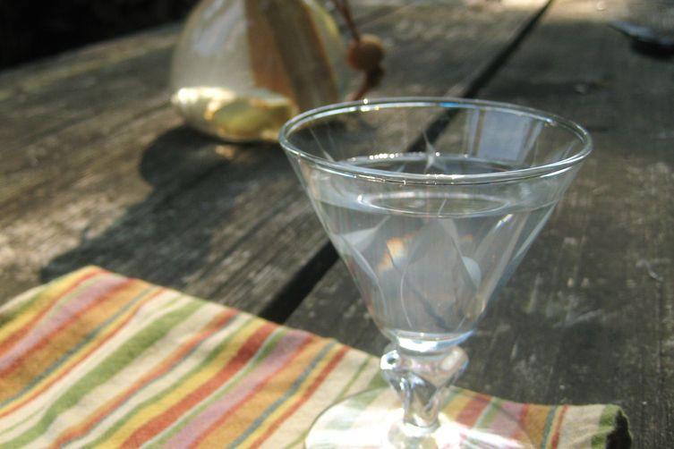 Sugar Cane and Ginger Infused Vodka