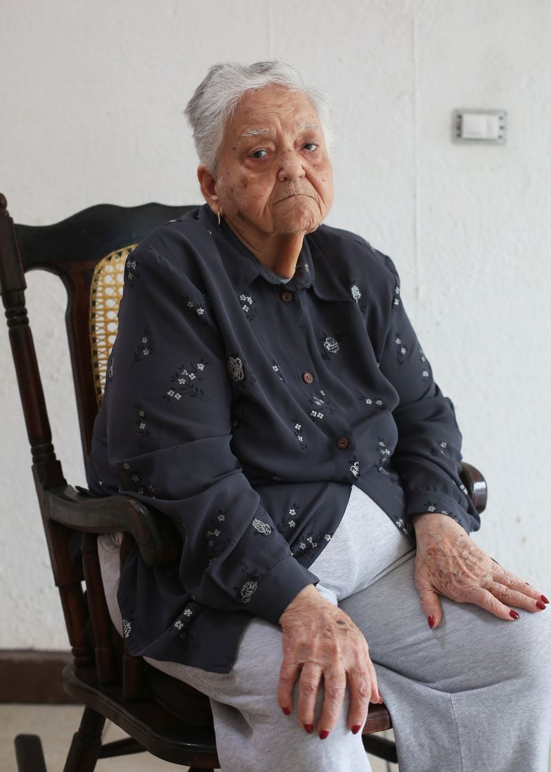 """Known to most people as 'Señorita Mimy' despite her age, Aguilera Contreras retired from the kitchen a few years ago and has had help with the cooking for the last 12. When I asked if the woman who's helped her for all those years is a good cook, she smiled and told me, """"She's still on trial."""""""