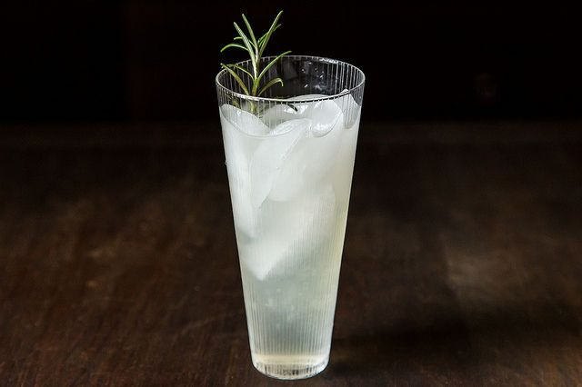 Rosemary Gin Cocktail