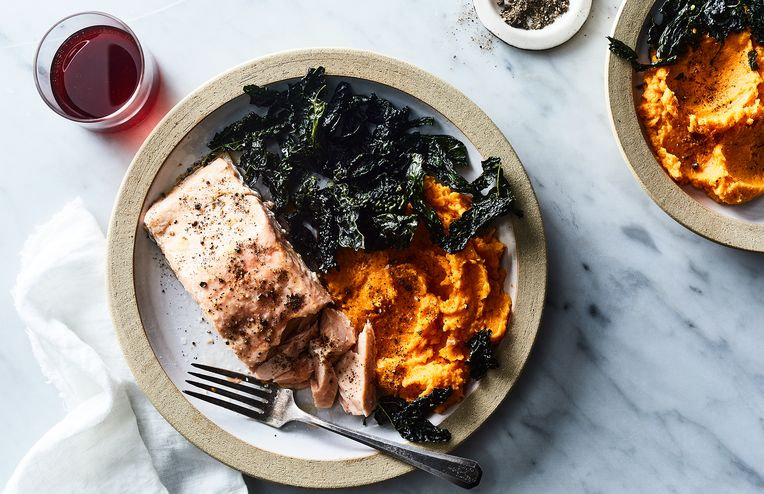Why Roasted Salmon Is Ruby Tandoh's Comfort Food