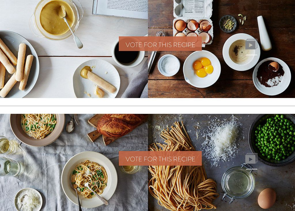 Your Best Recipe with 5 Ingredients or Fewer Finalists