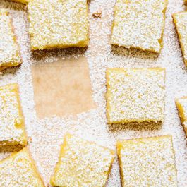 lemon squares by Juliann Downs
