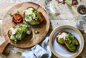 Avocado Toast Gets a Zingy, Unexpected Guest