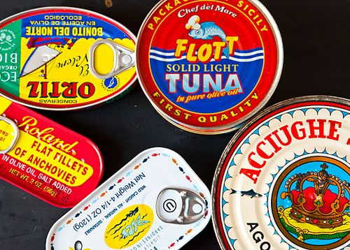 Your Best Canned Fish Recipe