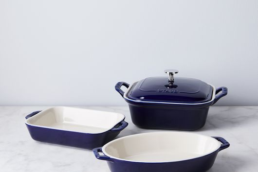 Staub Ceramic 4-Piece Baking Set