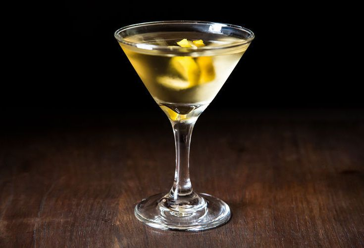 The History of the Martini