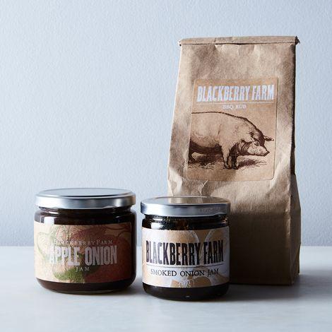 Blackberry Farm Grilling Trio