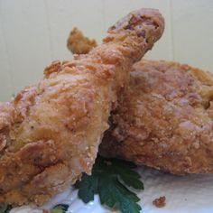 Straight-Up, Down-Home Southern Fried Chicken with Honey