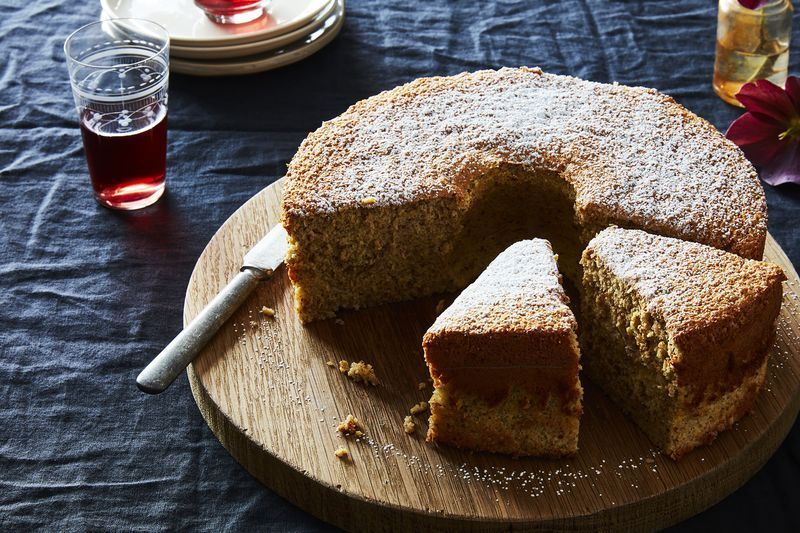For Lighter, Never-Dry Sponge Cake, Try This Alternative Flour