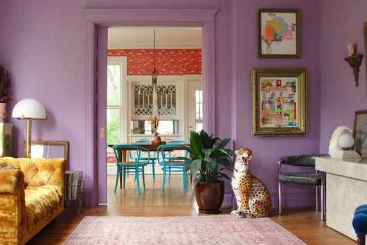 How a Bold Design Move Transformed This 120-Year-Old House