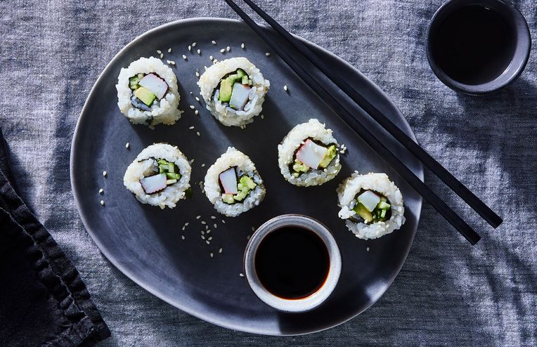 The Little-Known Immigrant History of the California Roll