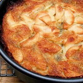 Balzano Apple Cake