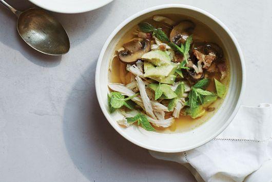 Martha Stewart's Instant Pot Vietnamese-Style Chicken Soup