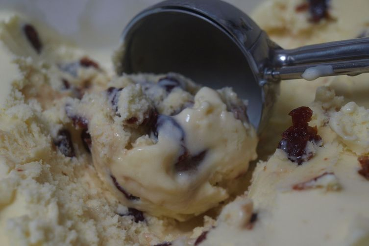 Make Mine a Manhattan Ice Cream (a Rum Raisin Redo)
