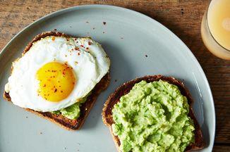 Ff4b294a 6e2f 4953 b934 f1a9ea04dacb  2014 0408 cp moroccan guacamole toasts w fried egg 009