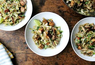 A Pad Thai-Inspired Dish That's Noodle-Free (Really!)