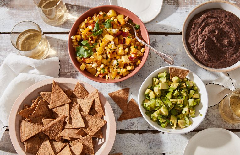 9 Perfect Chip & Dip Pairings for A+ Summer Snacking