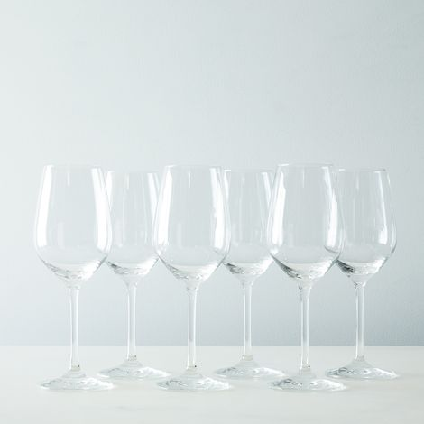 White Wine Glasses (Set of 6)
