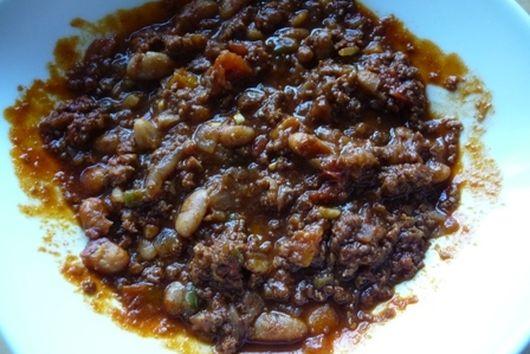 Triple-Paprika Chili