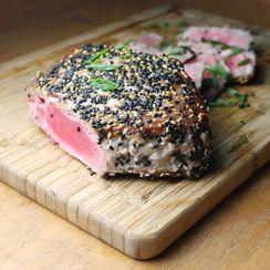 Sesame Crusted Ahi