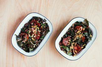 ... and Wild Rice Salad with Blood Orange Vinaigrette Recipe on Food52