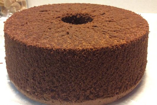 Val's Hungarian Chocolate Walnut Cake